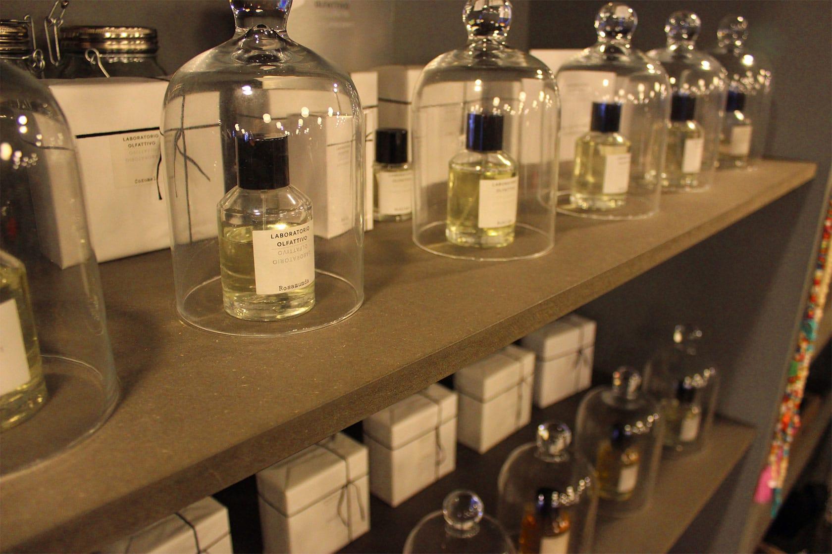 Laboratorio Olfattivo Parfum