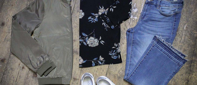 Outfit von ONLY und VERO MODA