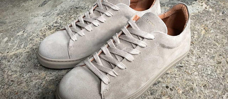 Selected Homme Sneaker in Beige