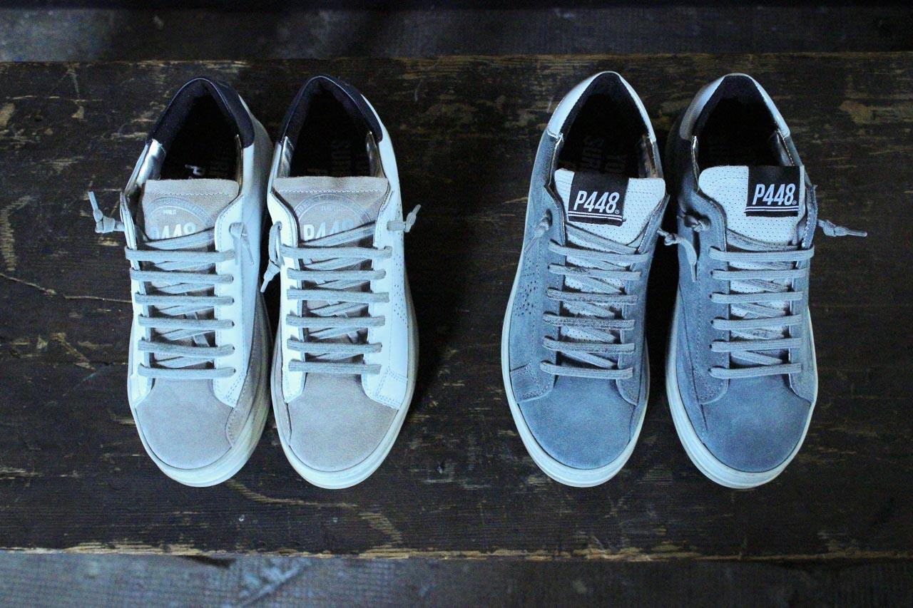 P448 Herren Sneaker