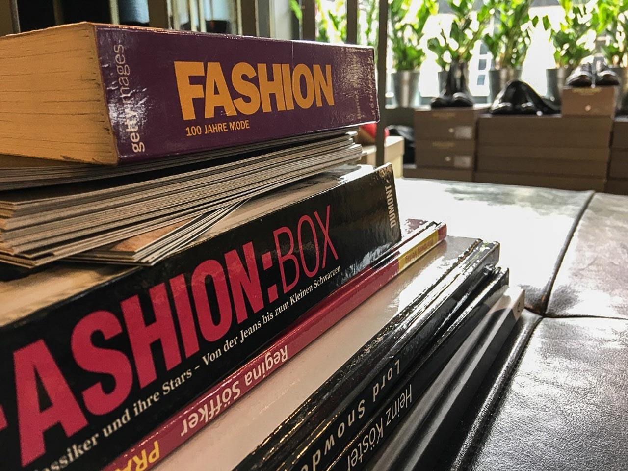Mode Bücher