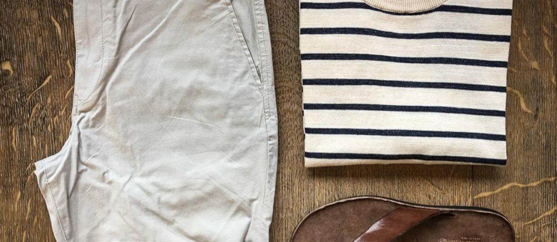 Pulli und Shorts von Selected Homme