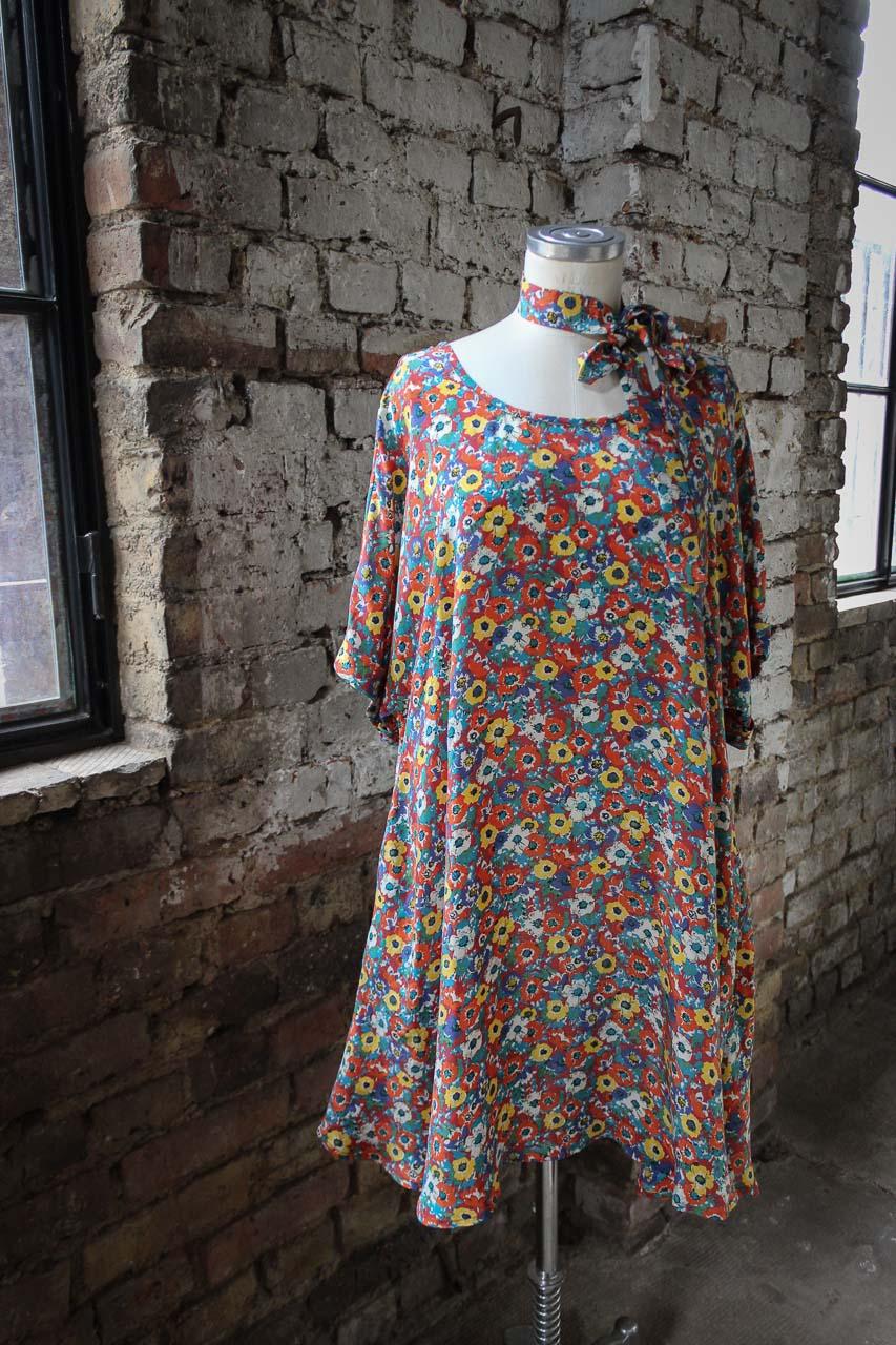 American Vintage Blümchenkleid