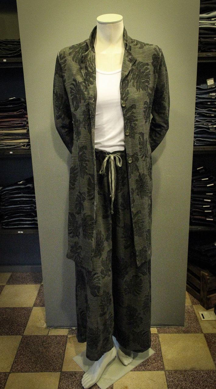 Mantel und Hose von Tandem