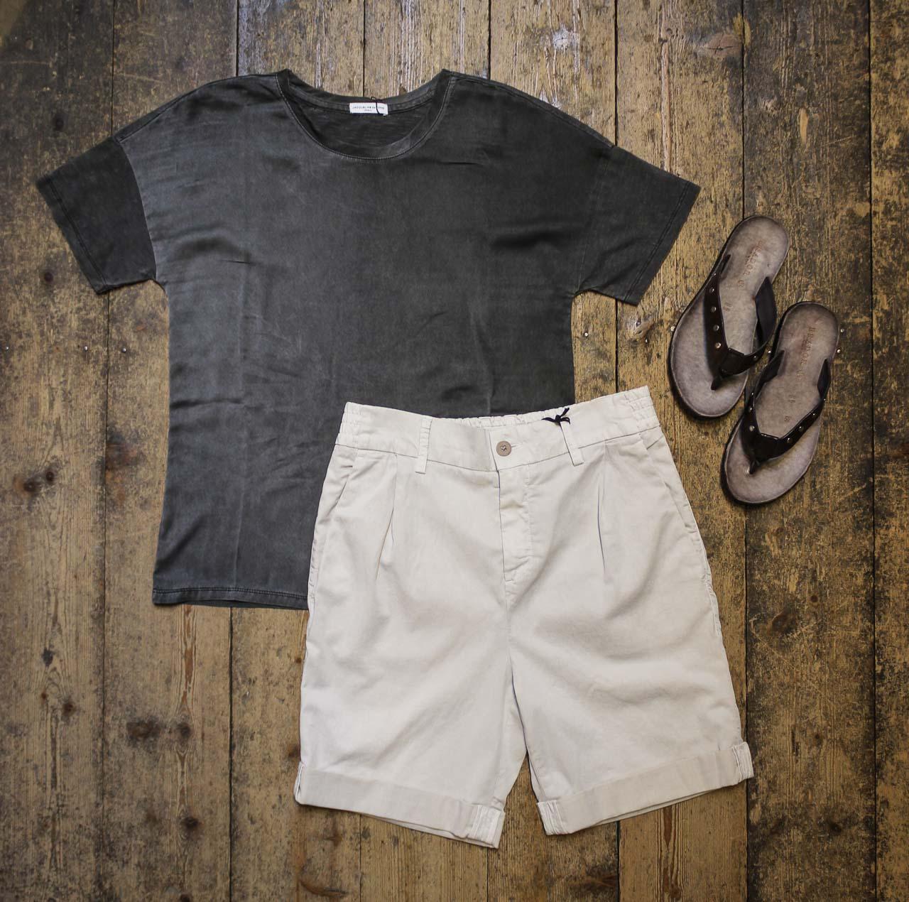 Sommer Outfit von Brador, Drykorn und Jacqueline de Yong