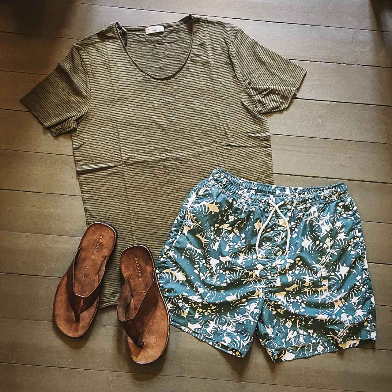 Selected Homme Sommeroutfit