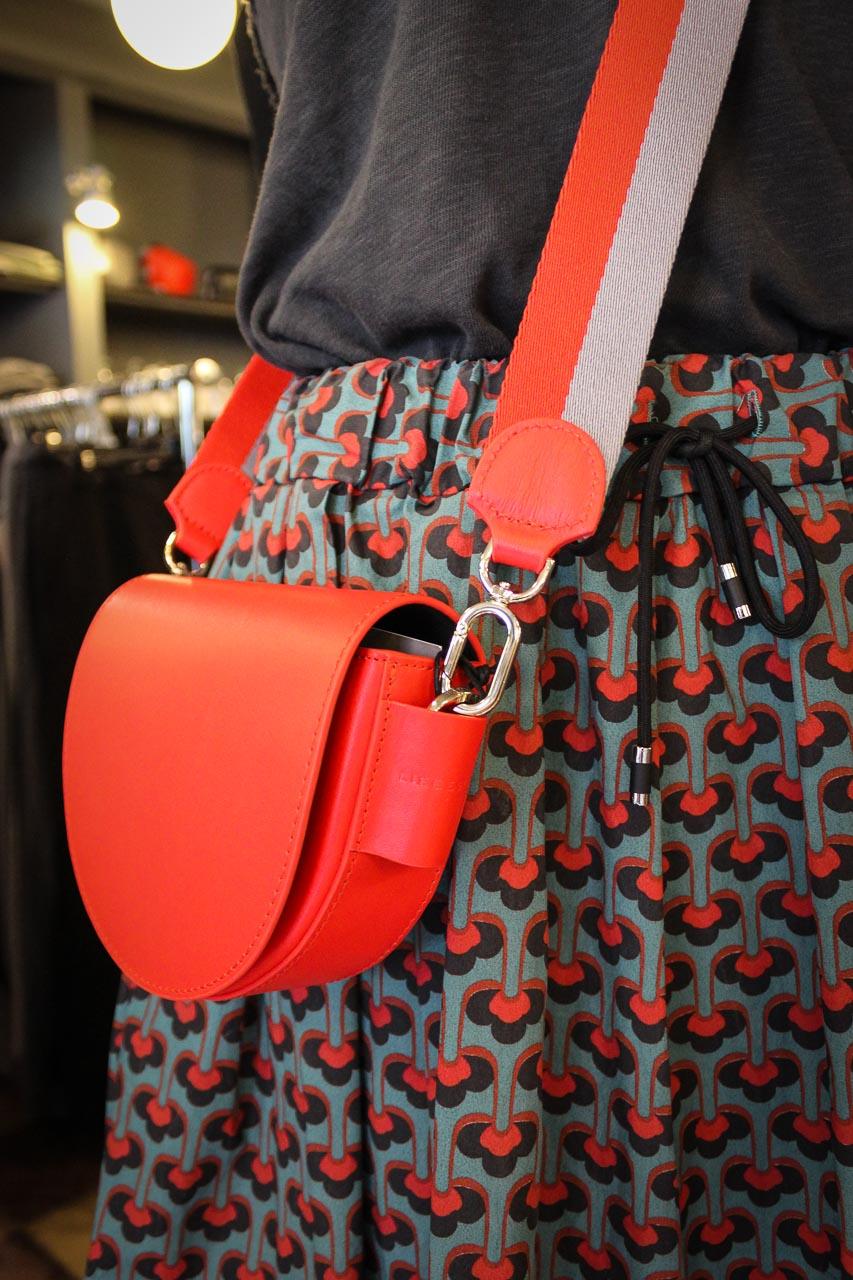 Liebeskind Handtasche in Rot