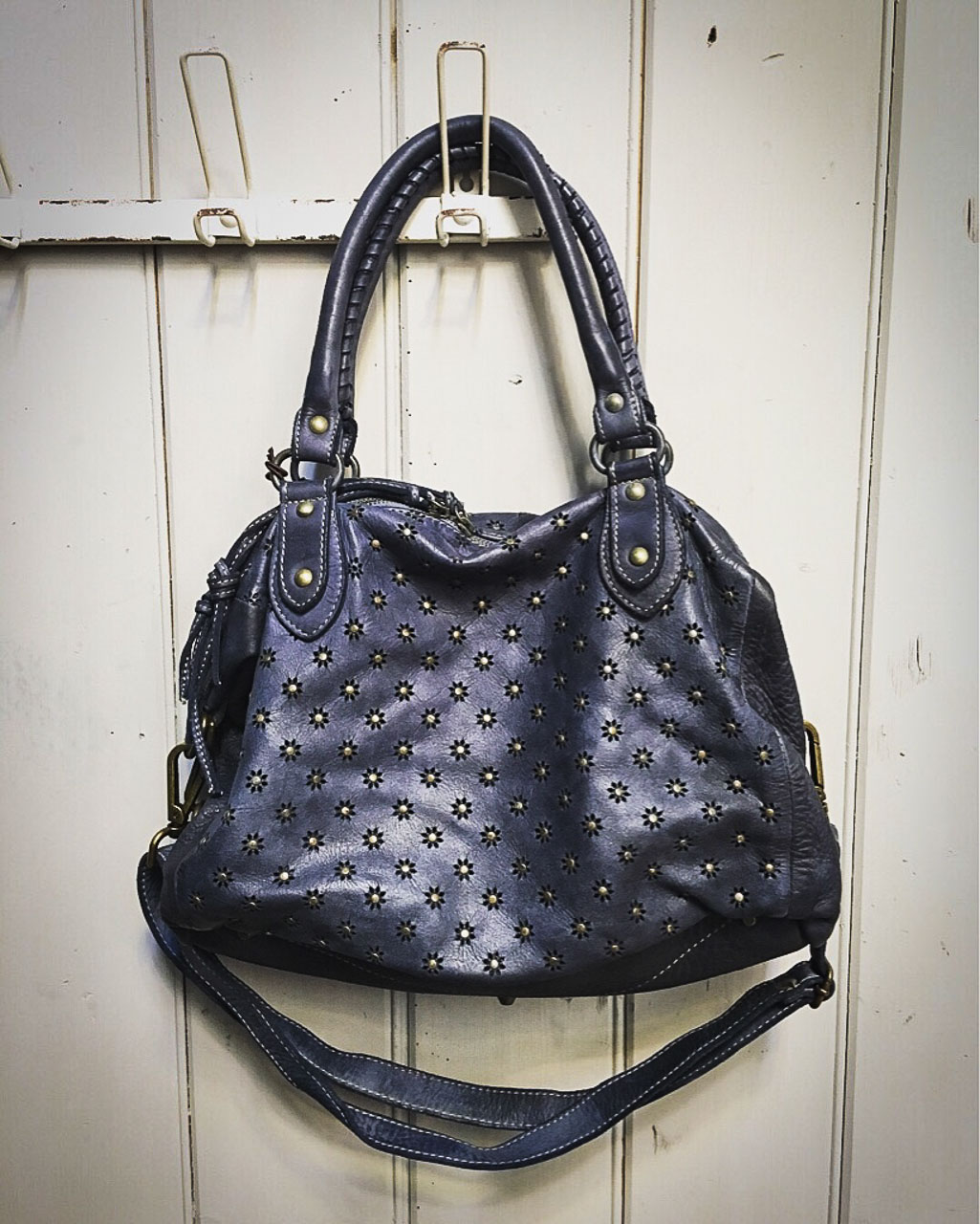 Bayside Tasche Blau