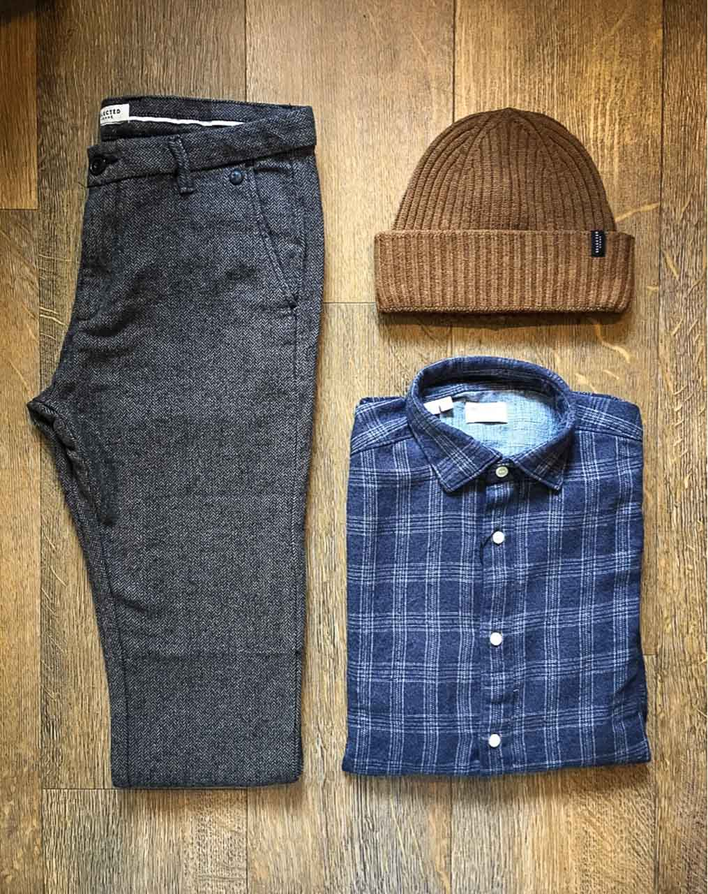 Selected Homme Outfit