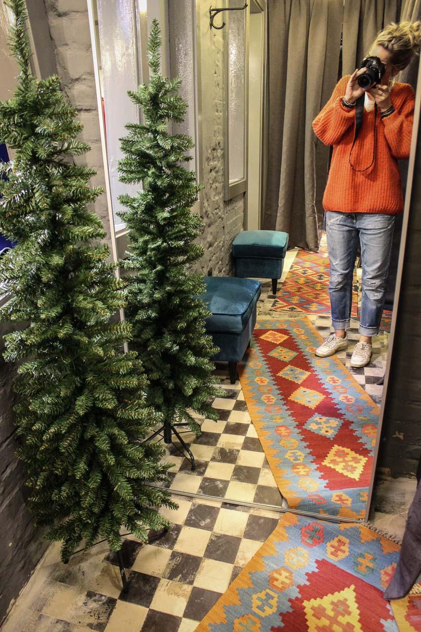Umkleide Weihnachten