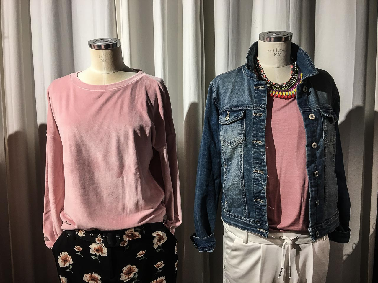 Outfits bei VIVA