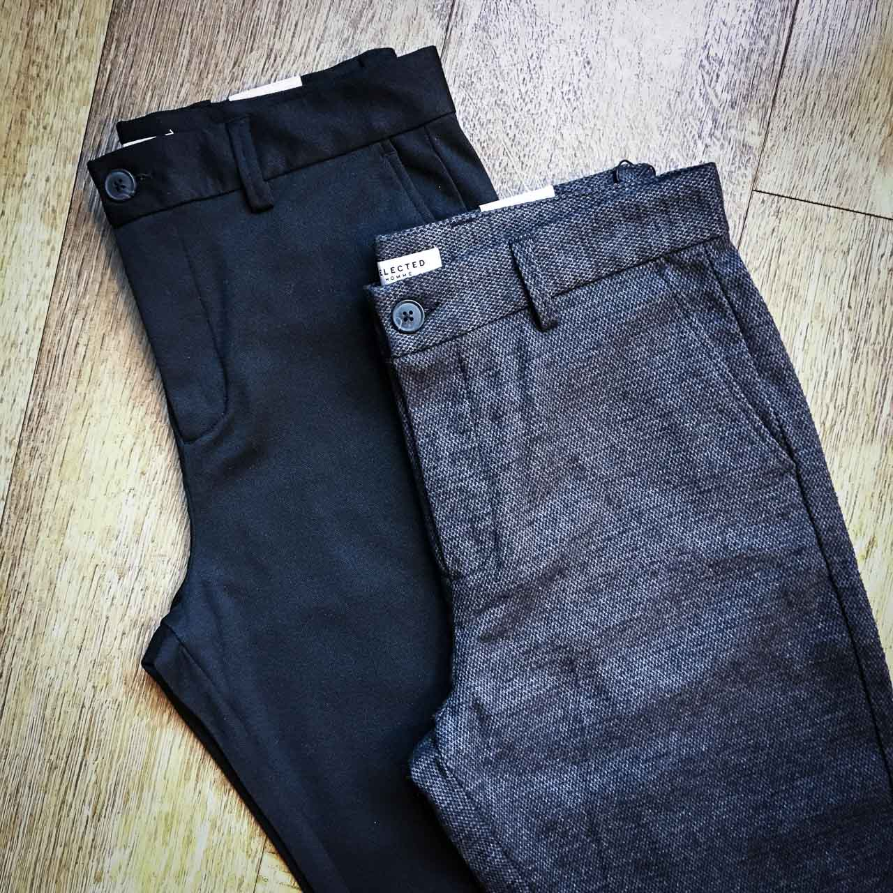 Selected Homme Stretch Pants
