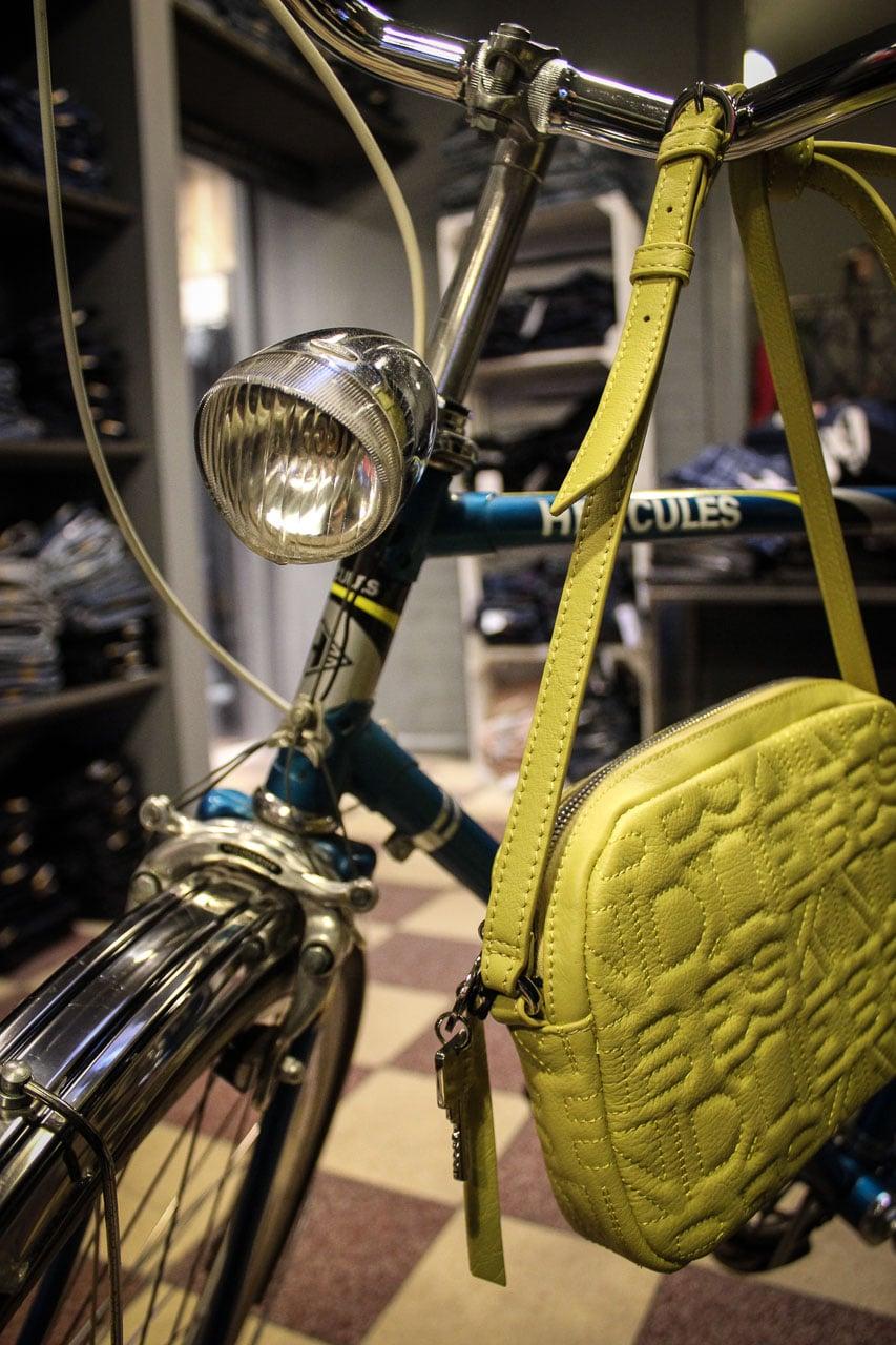 Gelbe Liebeskind Tasche