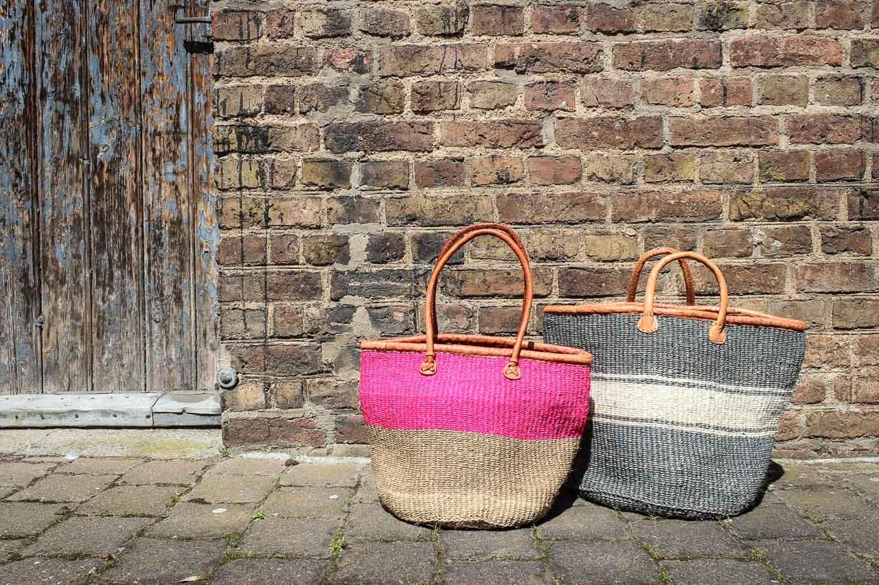 Fair Trade Einkaufstaschen aus Kenia