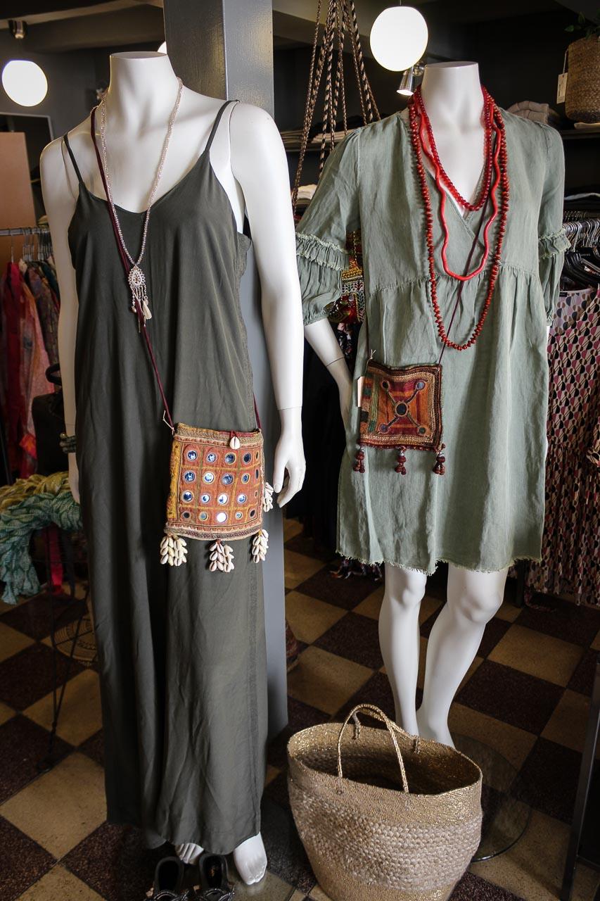 Oliv-grüne-Outfits