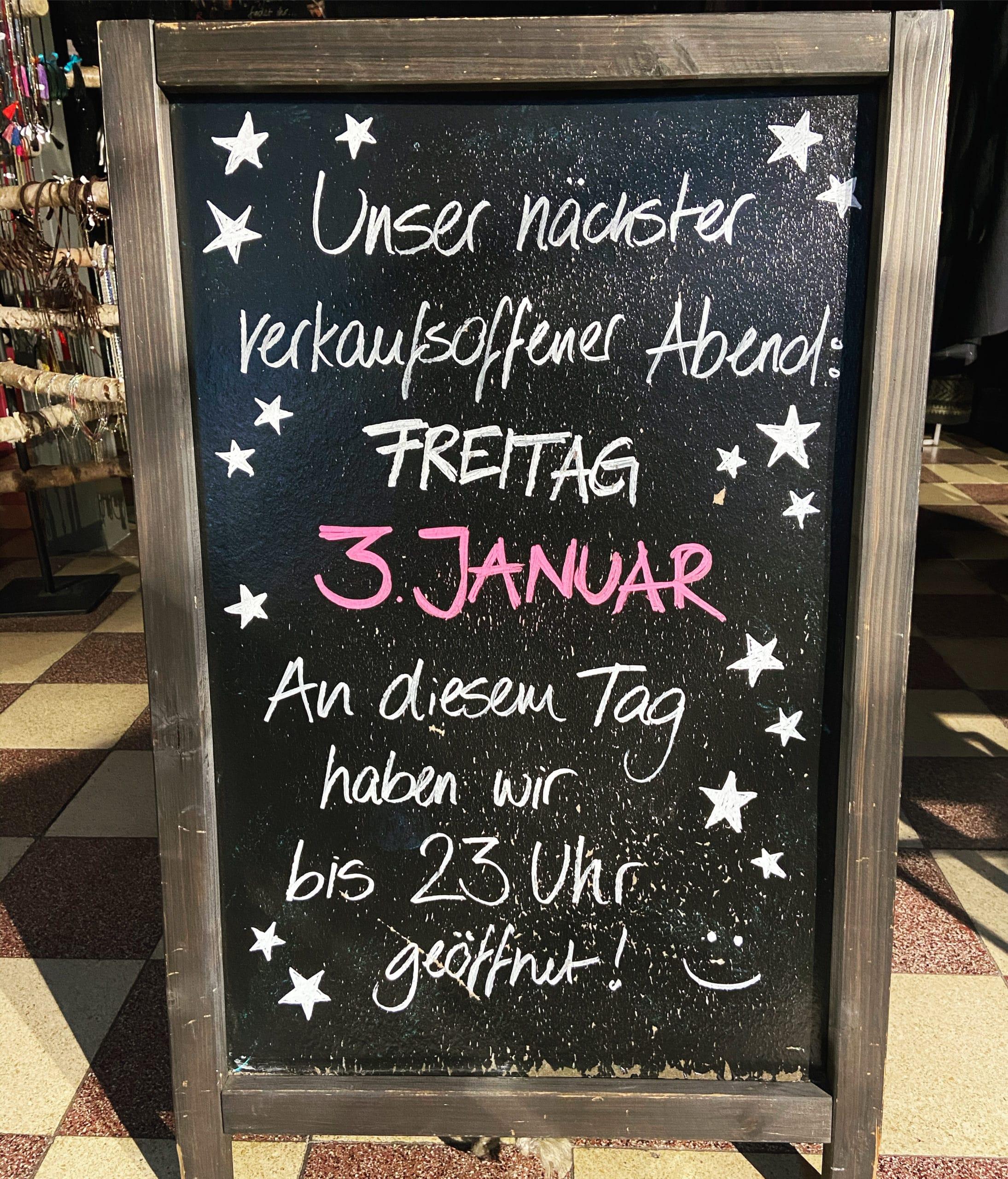 Latenightshopping Erftstadt