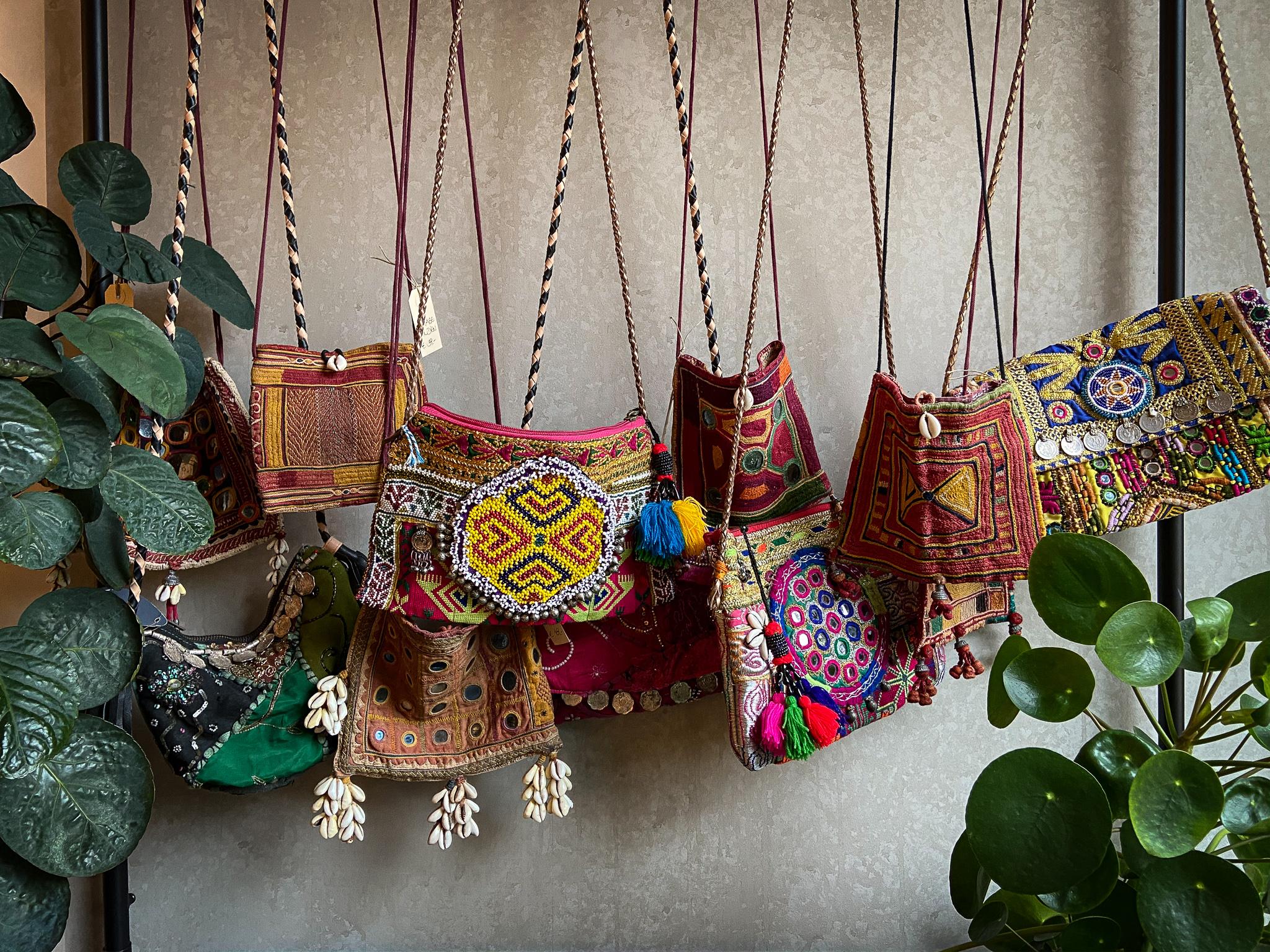 Indien Taschen